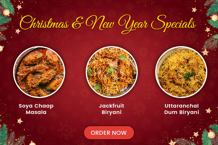 Christmas & New Year Specials